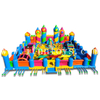 World's Largest Inflatable Theme Park Jumping Trampoline Bounce House Playground for Kids And Adults