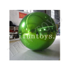 PVC Inflatable Metallic Spheres / Colorful Inflatable Mirror Balloon / Inflatable Hanging Reflective Ball For Party Decoration