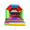 Multi-Color Inflatable Jumper / Bouncy Castle Moonwalk with Air Blower for Kids
