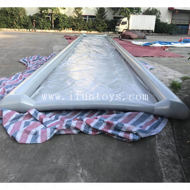 Inflatable Water Pool for Skimboarding Games / Inflatable Skimboard Pool for Sale