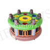 Interactive Inflatable Game Whack A Mole with Hammer / Human Whack A Mole Game for Kids and Adults