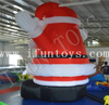 Christmas Decoration Inflatable Santa Claus with Air Blower / Christmas Old Man