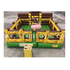 Interactive Inflatable Rodeo Pig / Inflatable Mechanical Bullriding / Inflatable Bull Riding Machine Game