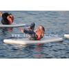 Durable Inflatable Floating Water Yoga Mat / Inflatable Yoga Mat on Water /inflatable Tumble Air Track for Yogo Fitness