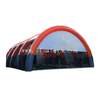 Giant Inflatable Paintball Arena / Inflatable Paintball Bunker Fields / Inflatable Paintball Tent for Sport Game
