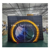 2019 New Design Camera Shaped Inflatable Cube Tent / Inflatable Photo Booth Enclosure / Inflatable Photobooth Backdrop for Wedding/ Exhibition