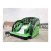 IPS Interactive Back To Base Inflatable Slide / Obstacle Run Slide Game with IPS Battle Light