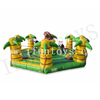 Interactive Inflatabe Game Steal The Egg From The Dinosaur / Inflatable Hippo Chow Down / Hungry Hippo Game