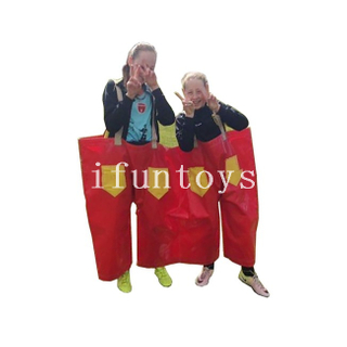 2 in 1 Interactive Party Trousers Game / Inflatable Party Pants Games