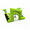IPS System Inflatable Arcade Game / Interactive Inflatable Battle Zone Inflatable Battle Light Challenging Game
