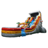 Palm Tree Water Slide Inflatable Slip N Slide for Adults And Kids