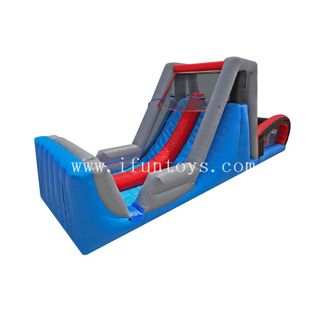 Inflatable Ninja Warrior Obstacle Course /5K Inflatable Obstacle Course/ Inflatable Wipe Out Obstacle Course for Adults