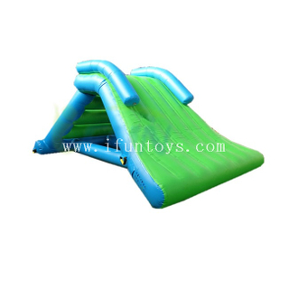 Small Inflatable Floating Slide for Swimming Pool / Pool Toys Inflatable Water Slide Games for Kids
