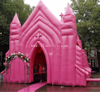 Commercial grade architecture used customized inflatable church tent /inflatable wedding tent /inflatable party tent for sale