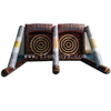 Inflatable Flying Axe Throwing with 2 Players /Axe Throwing Inflatable Challenge Carnival Game/Tossing Axe Sticky Game