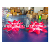 Giant Inflatable Led Lighting Lotus Flower for Wedding Stage Decoration