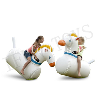 Inflatable Derby Race Horse / Inflatable Jumping Horse / Inflatable Bouncy Horses for Teambuilding Event