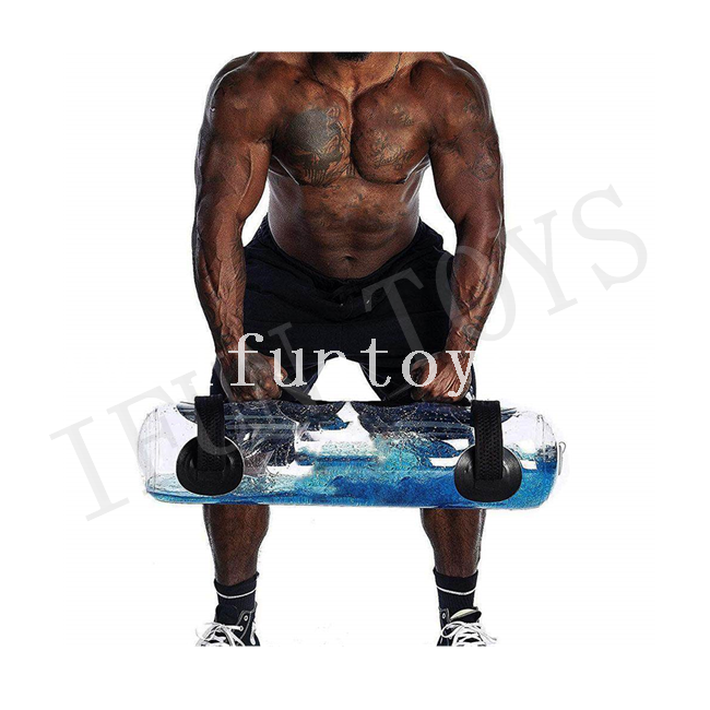 Fitness Equipment Inflatable Water Power Bag / Aqua Fit Bag for Muscle Training