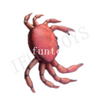 Ceiling Decoration Giant Inflatable Crab / Inflatable Roof Crab for Advertising