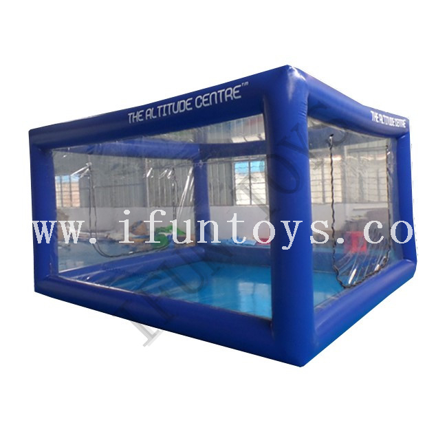Portable Inflatable Altitude Training Tent / Altitude Room / Hypoxic Marquees Tent for Sport Fitness