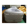 Durable PVC Inflatable Solo Ice Baths/ Cold Recovery Tub Inflatables / Air Bath Tub for Athletics Sports