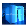 White Inflatable LED Photo Booth / Portable Inflatable Wedding Photo Booth Tent with Cheap Price