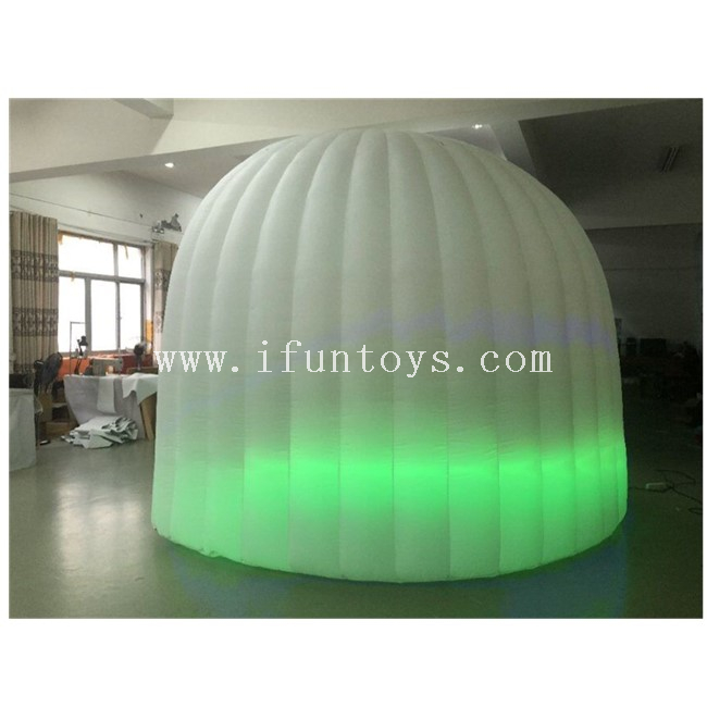 Portable Inflatable Office Pod / Inflatable Meeting Room / Inflatable Structure Office Tent for Exhibition