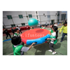 Fun Sports Props Inflatable Thunder Drum for Outdoor Games / Team Building Game Inflatable Floating Ball for Kids And Adults