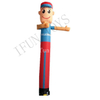 Outdoor Inflatable Greeter Waving Man /Inflatable Welcome Sky Dancer / Inflatable Tube Man Air Dancer for Advertising
