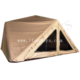 Outdoor Inflatable Bubble Tent For Camping / Inflatable Glamping Tent / Portable Inflatable Bubble Hotel
